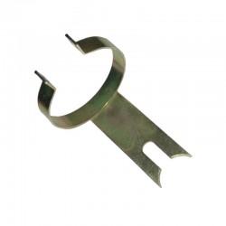 Clutch master cylinder resevoir bracket