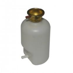 Radiator expansion bottle