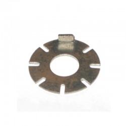 Lock tab jackshaft bolt