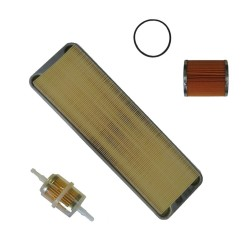 Engine filter service kit