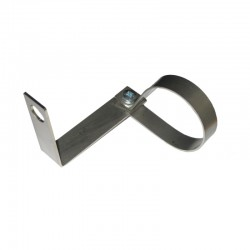 Stainless steel fuel filter bracket