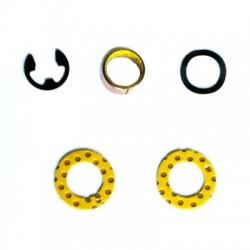 Bearing kit for steering column bottom