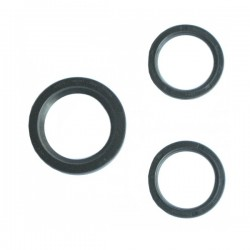 Differential oil seal set