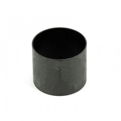 Rear hub bearing collapsible spacer