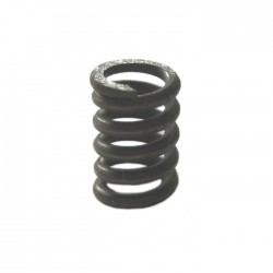 Gear lever anti rattle spring
