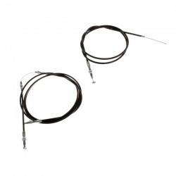 Soft Top Hood Release Cable Set