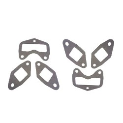Exhaust manifold to head gasket set