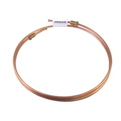 Copper brake pipe (master cylinder to PDW pipe)