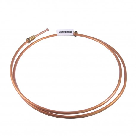 Copper brake pipe (Master cylinder to PDW)