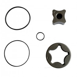 Oil pump shaft and rotor kit