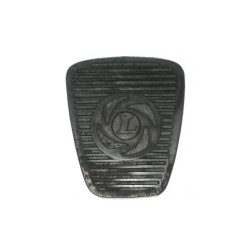 Rubber pedal pad