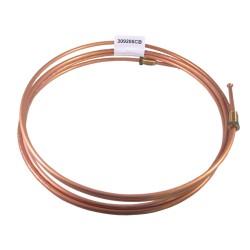 Copper brake pipe (PDW union to rear union)